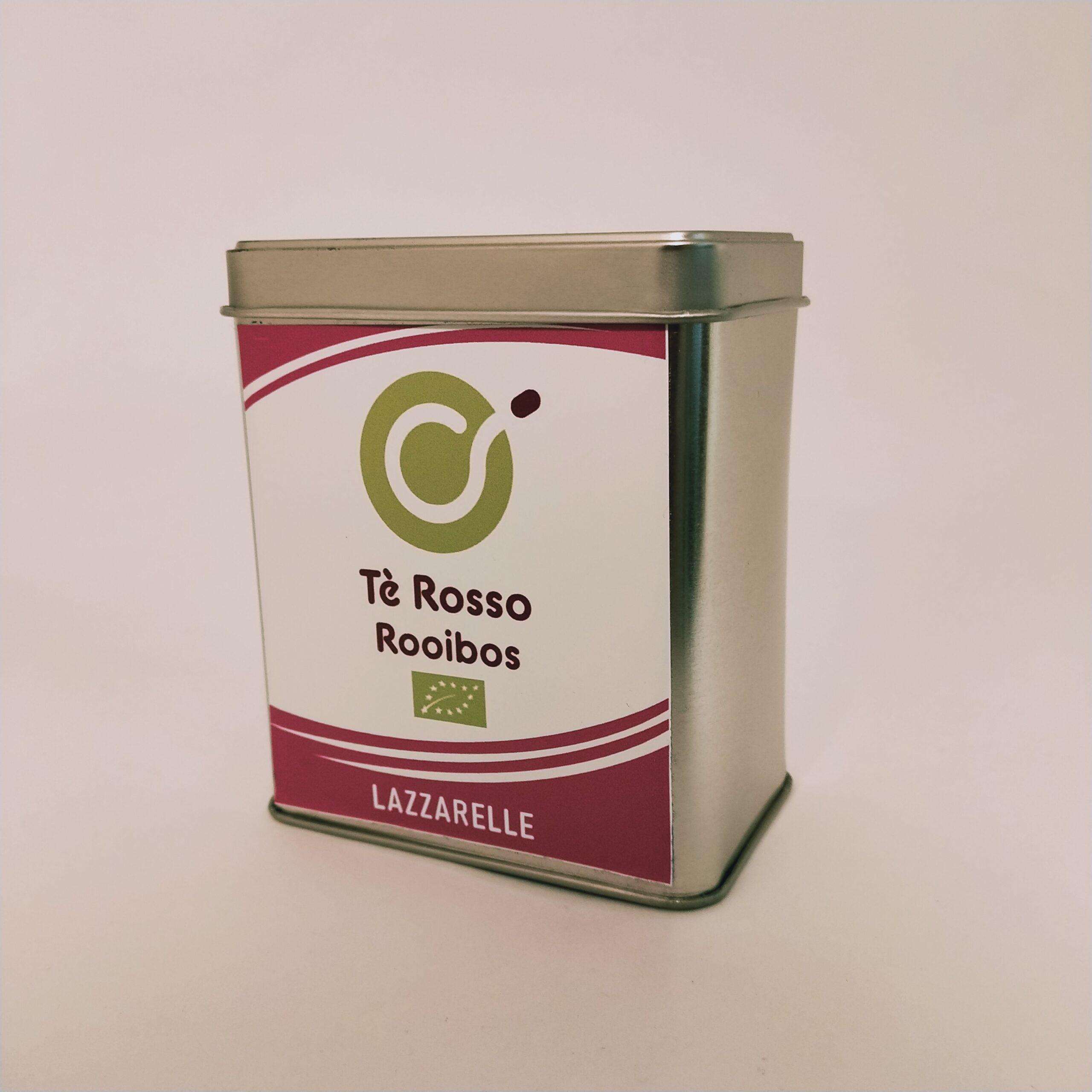 Box latta Tè rosso