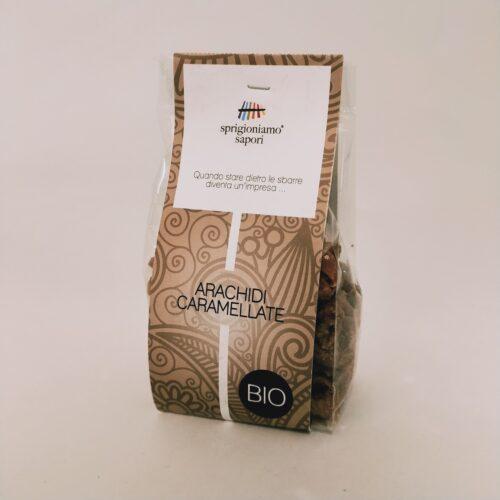 Arachidi caramellate Biologiche