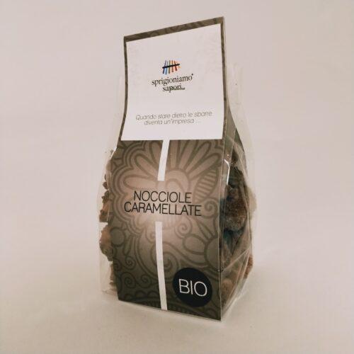 Nocciole caramellate Biologiche