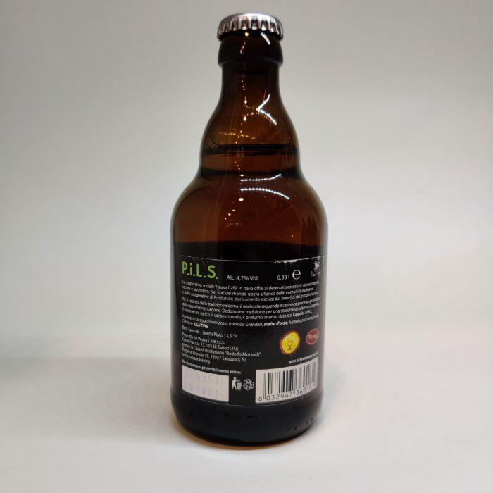 Birra Pils retro