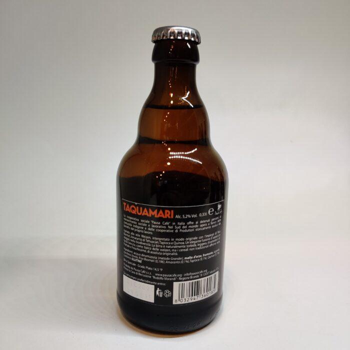 Birra Taquamari retro