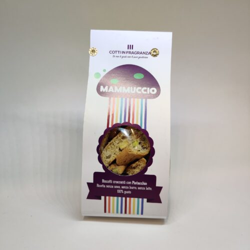 Mammucci al pistacchio