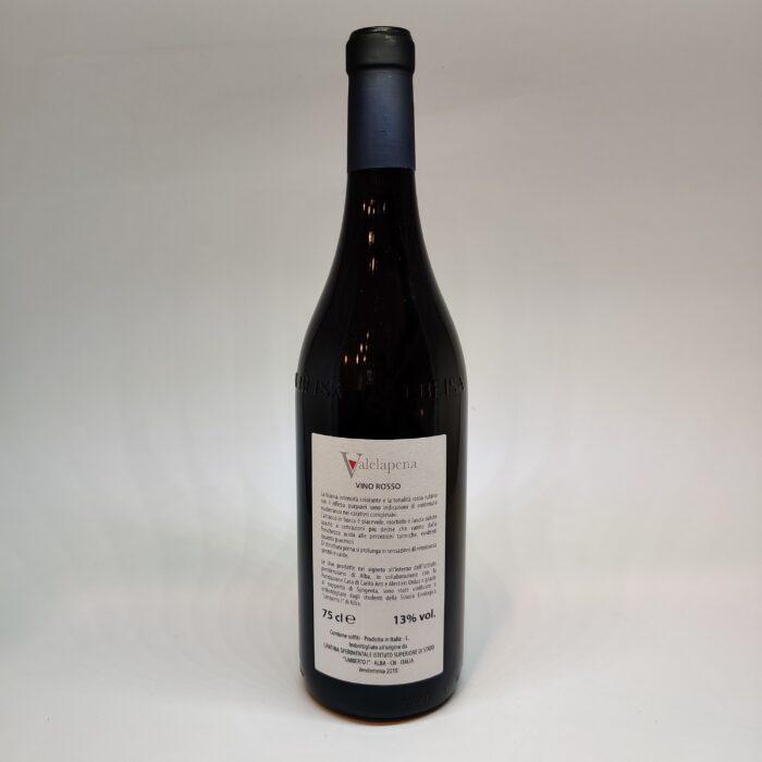 Vino rosso retro